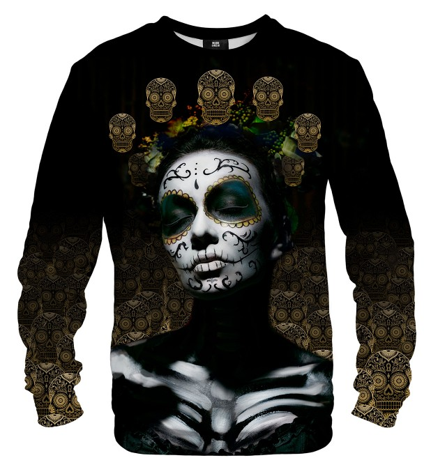 Mask Tattoo sweater Thumbnail 2