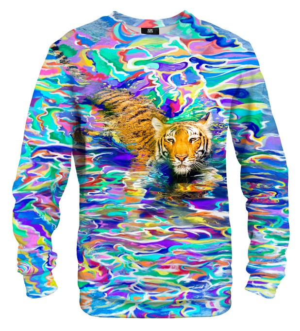 River Tiger sweater Thumbnail 1