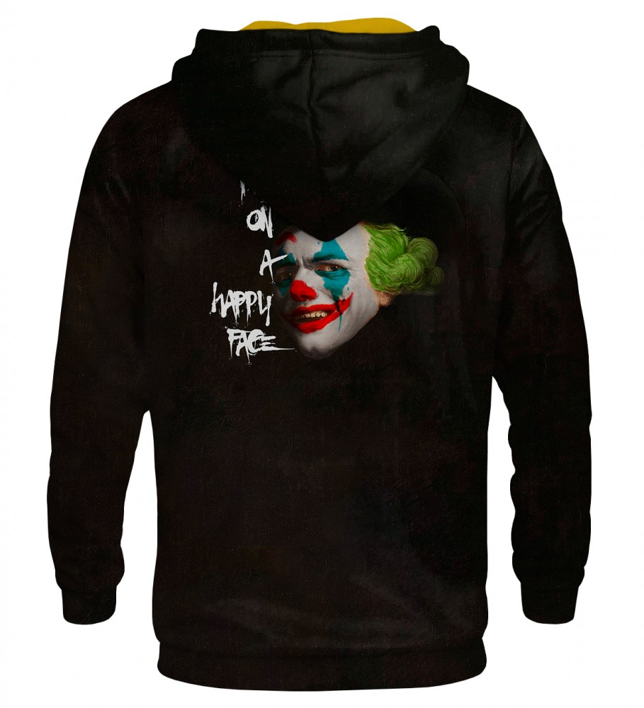 Mr. Gugu & Miss Go, Happy Face hoodie Image $i
