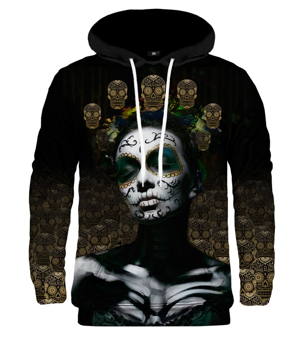 Bluza z kapturem Mask Tattoo Miniatury 1
