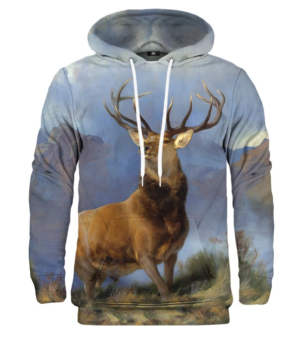 The Monarch of the Glen hoodie Miniature 1