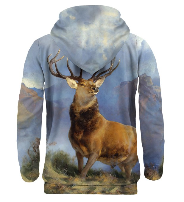 The Monarch of the Glen hoodie Miniatura 2