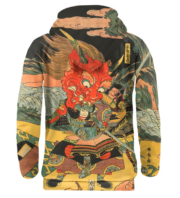 Bluza z kapturem Samurai fight Miniatury 2
