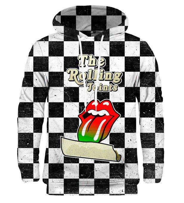 Bluza z kapturem The Rolling Joints Miniatury 1