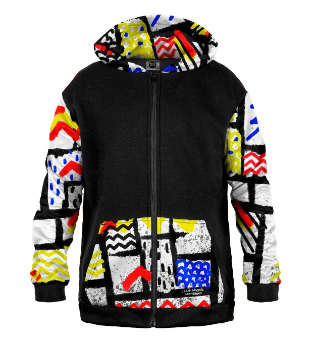 Mondrian Cotton Zip Up Hoodie аватар 1