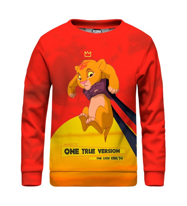 One true version sweater for kids Thumbnail 1