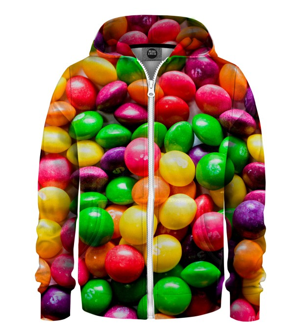 Sweets Kids Zip Up Hoodie Miniatura 1