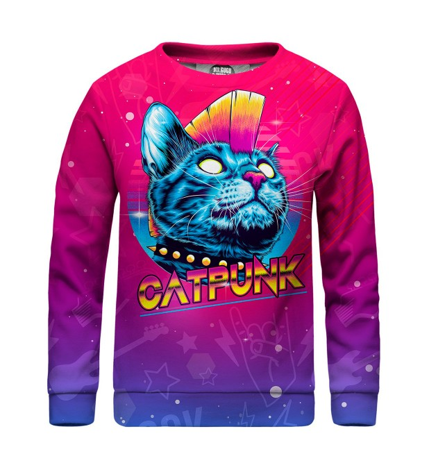 Catpunk sweater for kids Miniatura 1