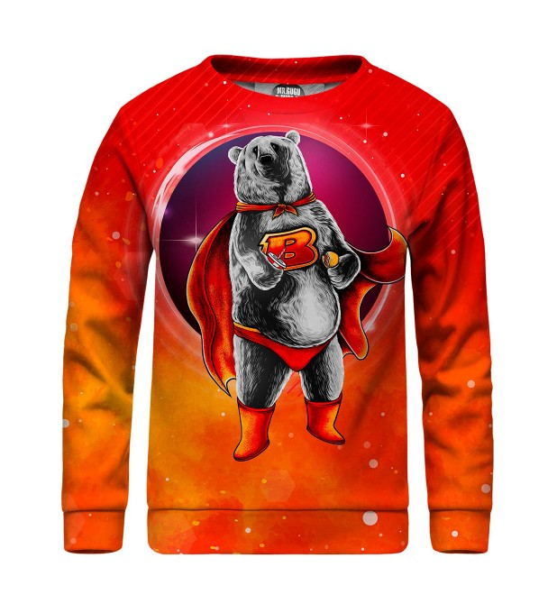 Super Bear sweater for kids Miniatura 1