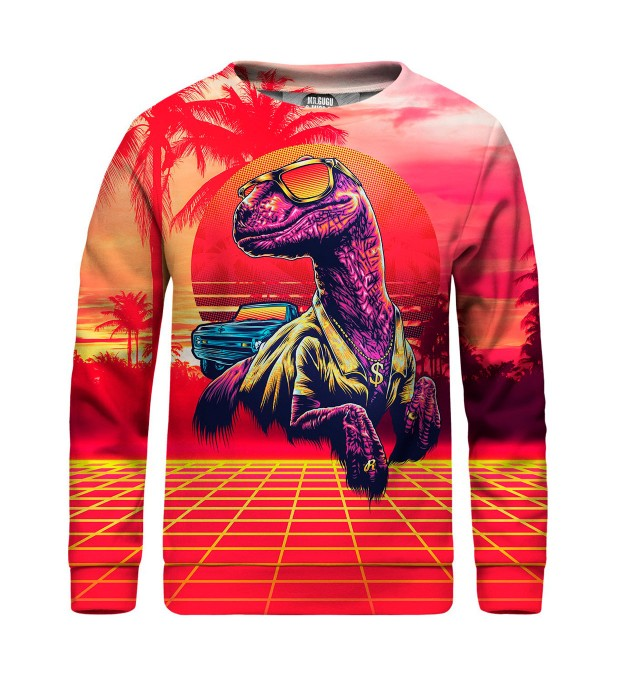 Stylish Raptor sweater for kids Thumbnail 1