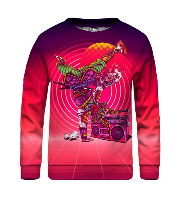Samurai Dance sweater for kids Miniatura 1