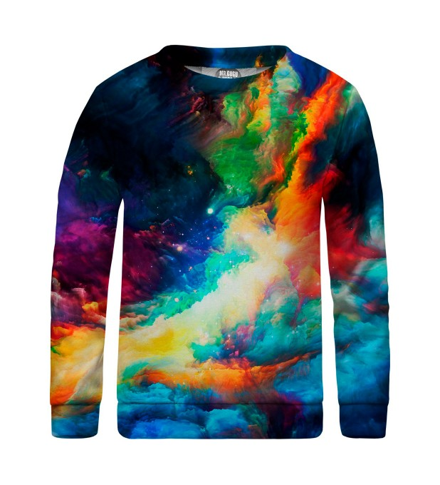 Colorful Space sweater for kids  аватар 1