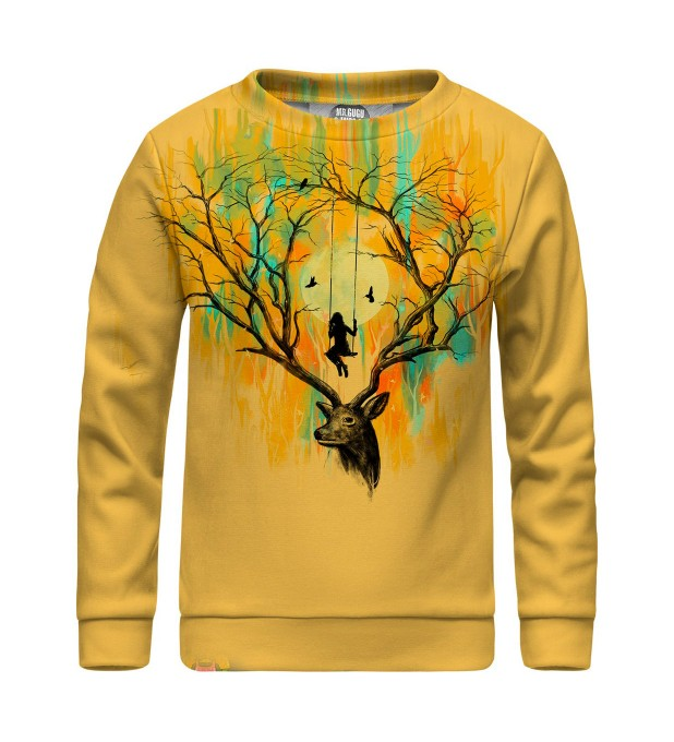 Deer Fantasies sweater for kids Miniatura 1