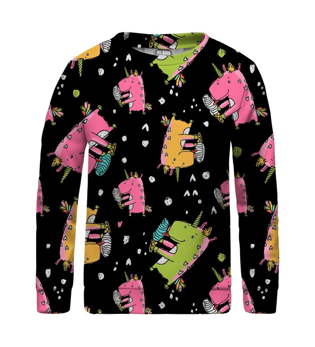 Dinocorns sweater for kids Thumbnail 1