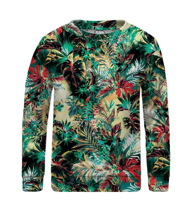 Tropical Jungle sweater for kids Thumbnail 1