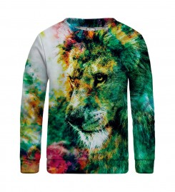 Mr. Gugu & Miss Go, King of Colors sweater for kids Miniatura $i