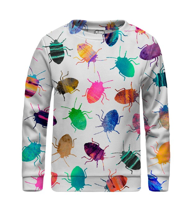 Colorful Cockroaches sweater for kids Miniature 1