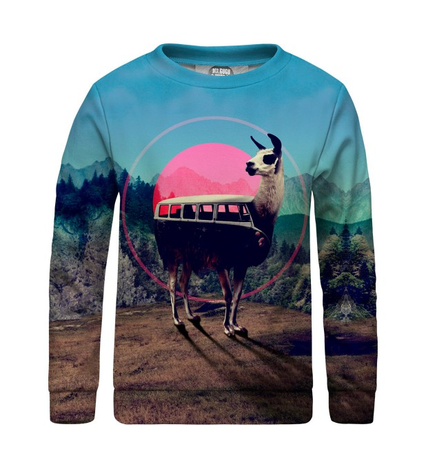 Volkswagen Lama sweater for kids Miniature 1