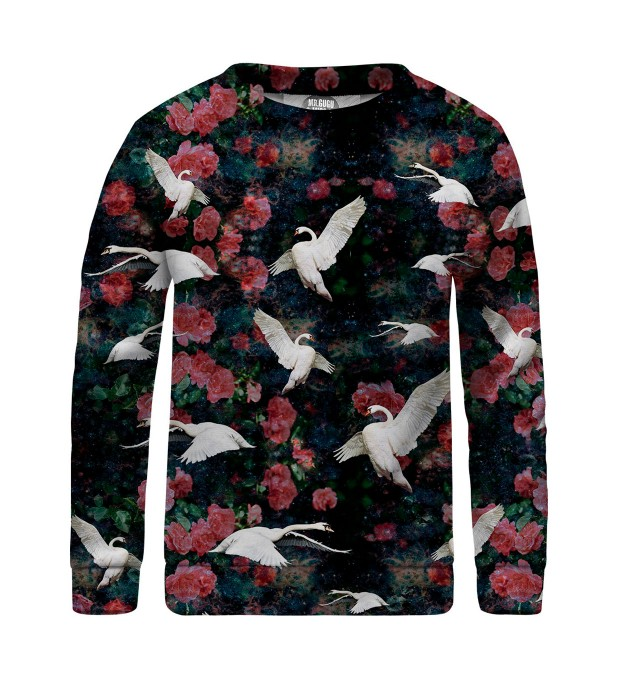 Swans sweater for kids Thumbnail 1