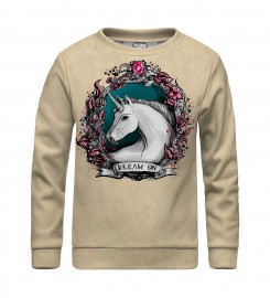 Mr. Gugu & Miss Go,  Unicorn portrait sweater for kids аватар $i