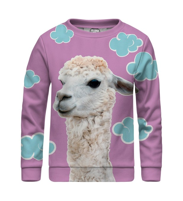 Lama sweater for kids Miniatura 1