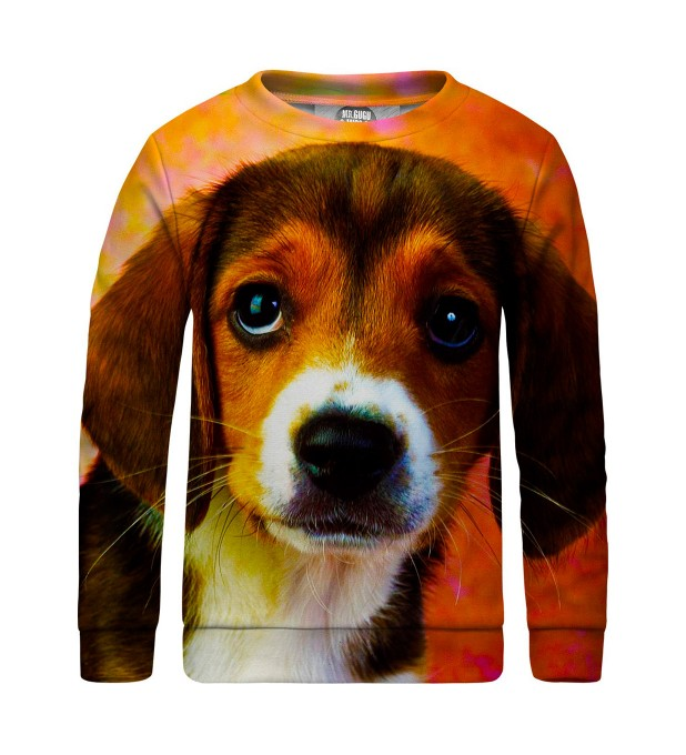 Puppy sweater for kids Thumbnail 1