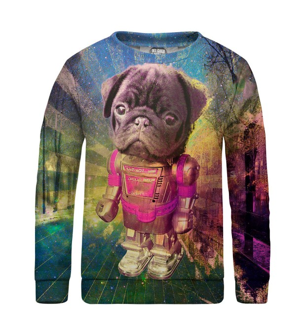 Robodog sweater for kids Thumbnail 1