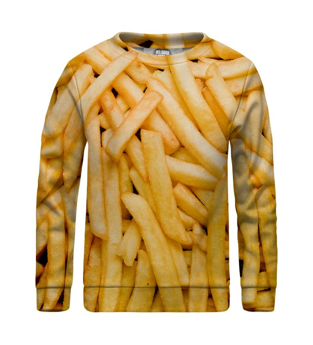 Fries sweater for kids Thumbnail 1