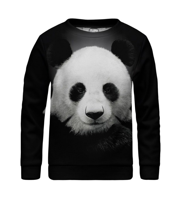 Panda sweater for kids Miniatura 1