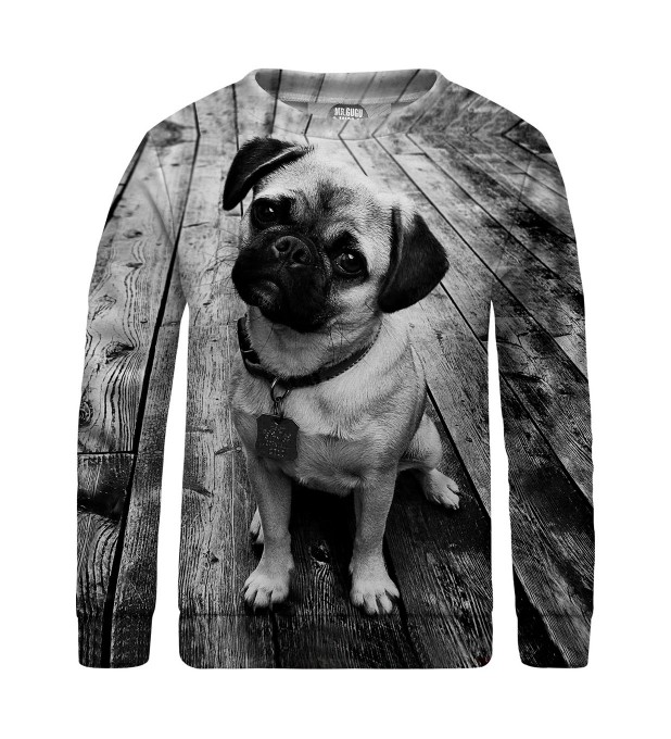 Pug sweater for kids Thumbnail 1