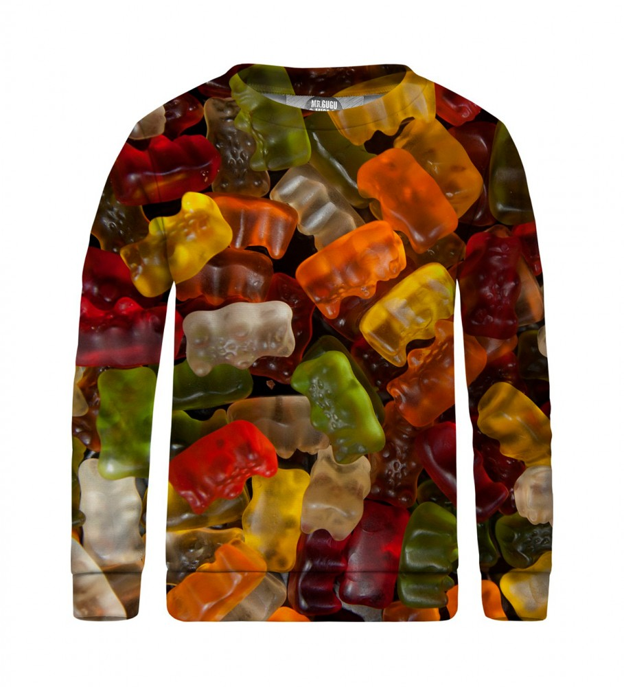 Mr. Gugu & Miss Go, Gummy bears sweater for kids Imagen $i