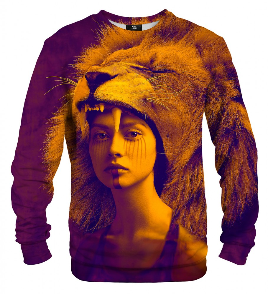 Mr. Gugu & Miss Go, Roar sweater Imagen $i