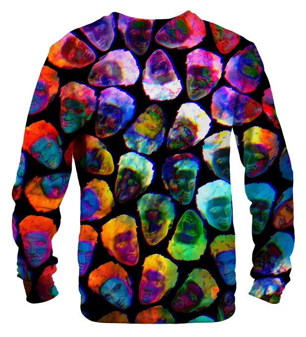 Crazy Elvis sweater Thumbnail 2