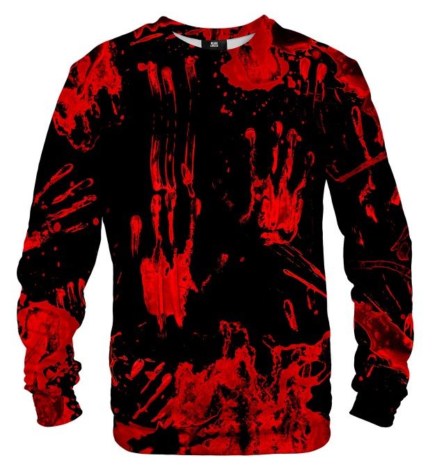 Black Bloody sweater Miniature 2