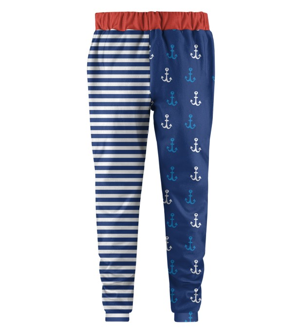Sea Pattern Kids Joggers Thumbnail 2