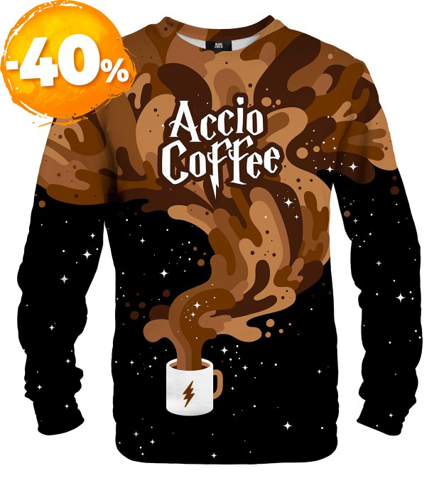 Accio Coffee sweater Miniatura 1