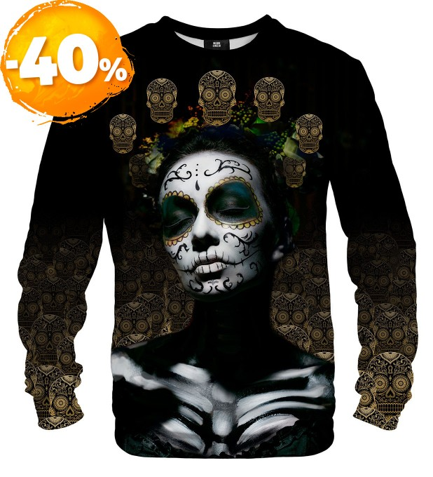 Mask Tattoo sweater Thumbnail 1