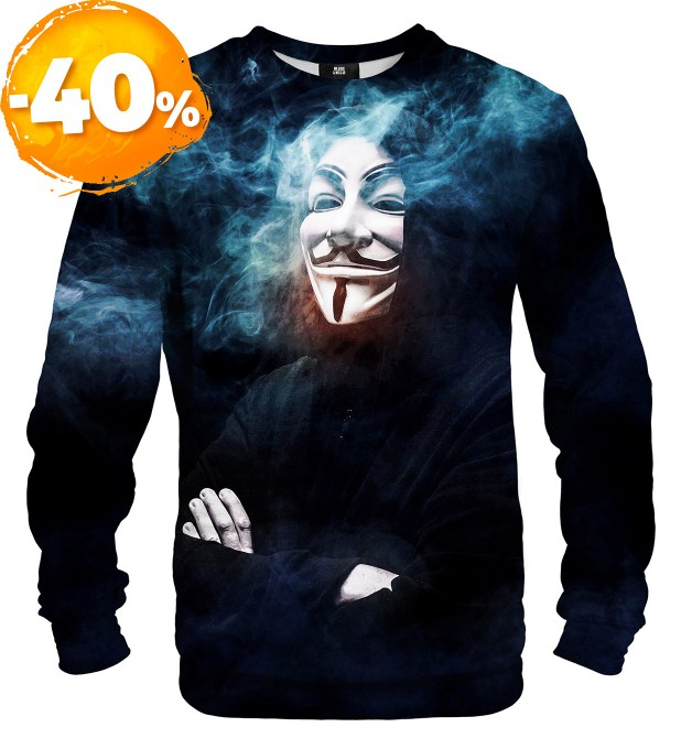 Anonymous sweatshirt Miniaturbild 1