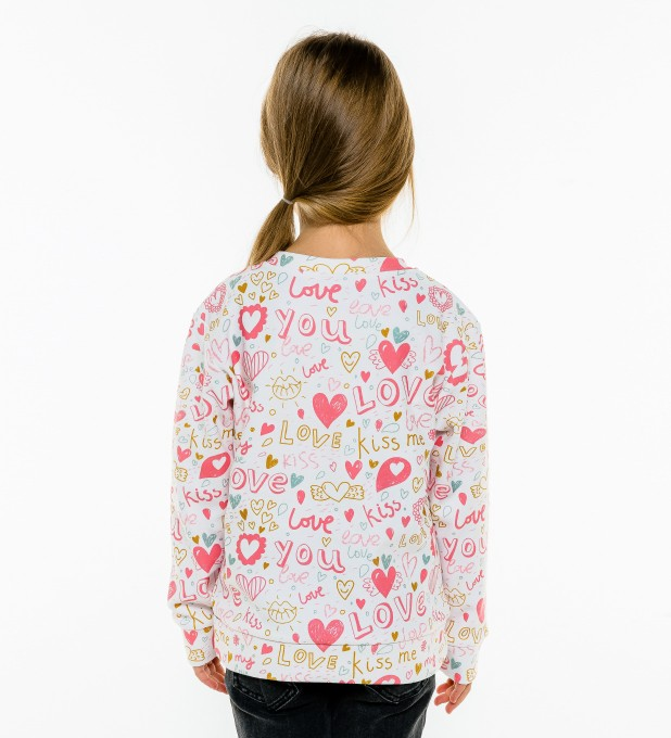 Love Selfie sweater for kids аватар 2