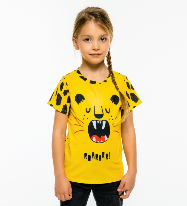 Roarrrr t-shirt for kids Miniature 1