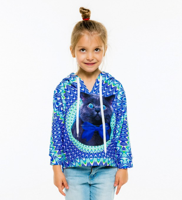 Crazy Cat Kids Hoodie аватар 1