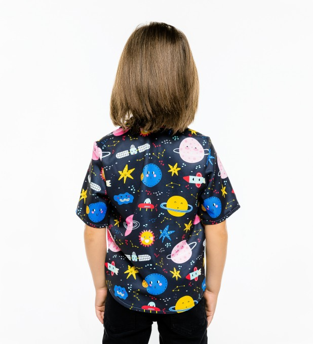 Funny Space Shirt for kids Miniatura 2