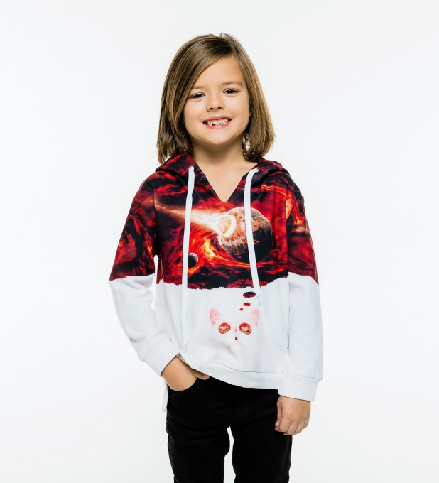 Cat Apocalypse Kids Hoodie аватар 1