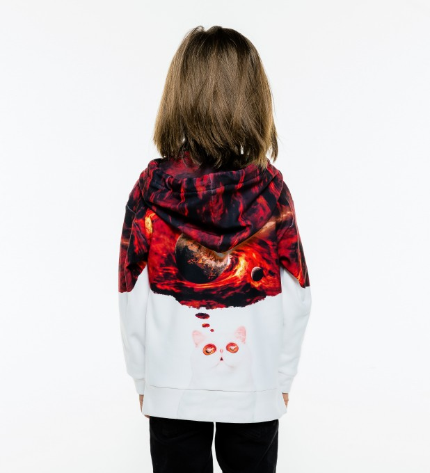 Cat Apocalypse Kids Hoodie аватар 2