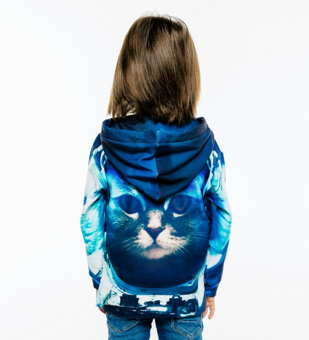 Space Cat Kids Hoodie аватар 2