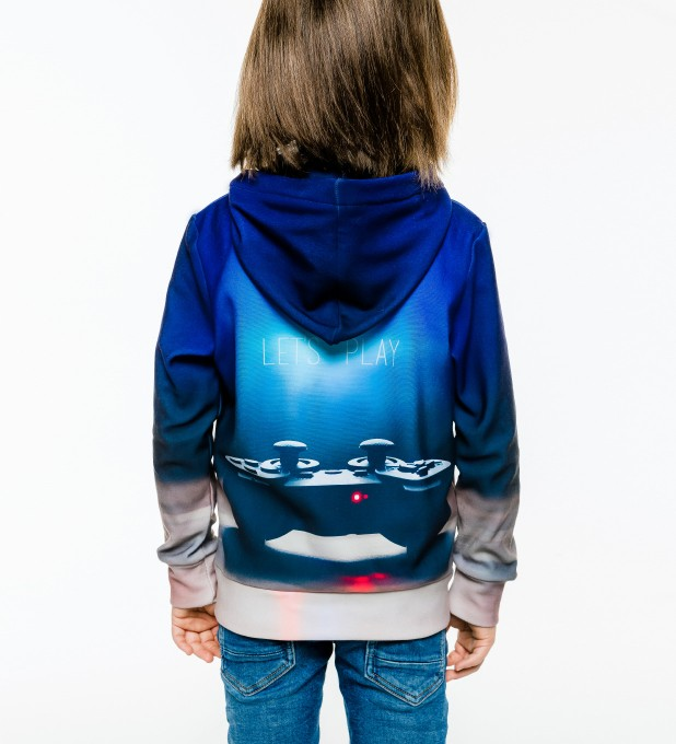 Gamer Kids Zip Up Hoodie Miniature 2