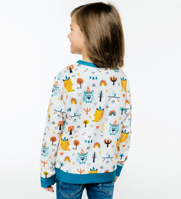 Camp Time sweater for kids аватар 2