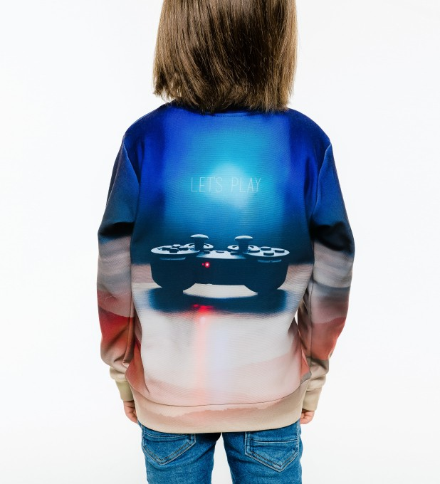 Gamer sweater for kids Miniature 2