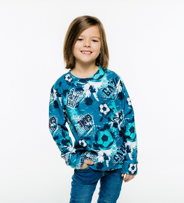 Football Game sweater for kids аватар 1