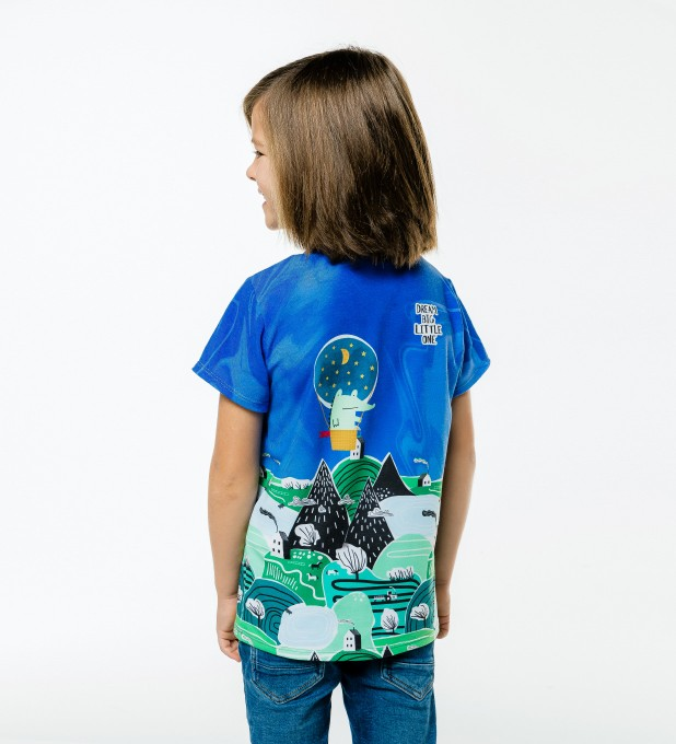 Dream Big t-shirt for kids Thumbnail 2